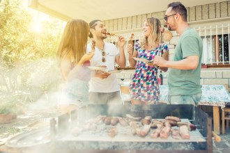 How to Be a Barbecue Master
