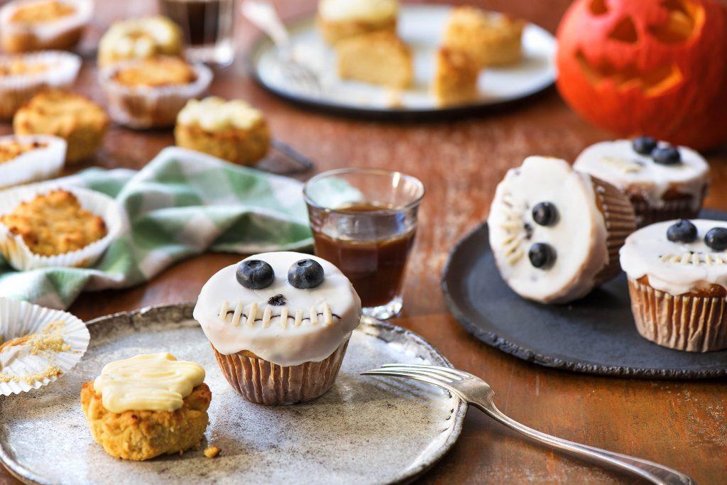 echt gruselig unsere halloween muffins hellofresh blog. Black Bedroom Furniture Sets. Home Design Ideas