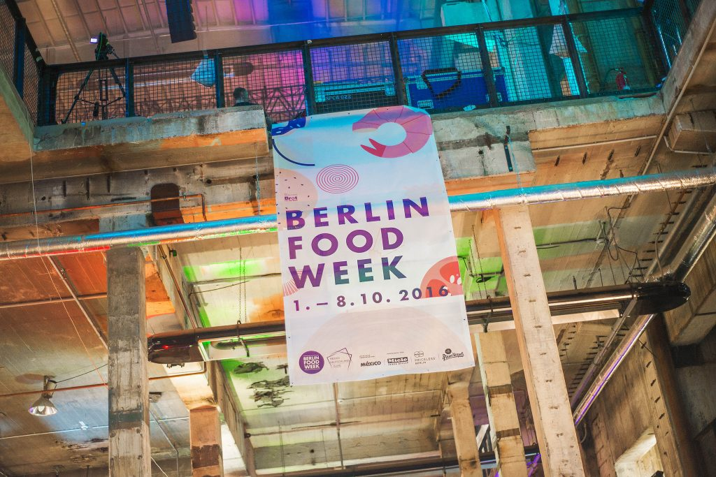 Berlin Food Week: Kraftwerk