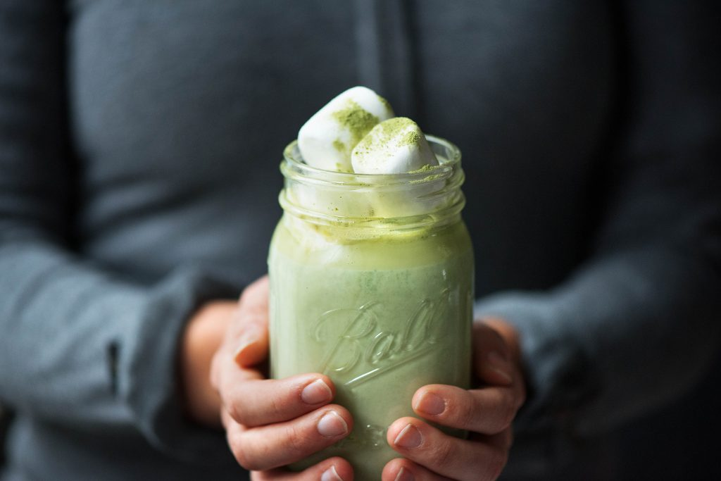 Matcha Hot Chocolate recipe