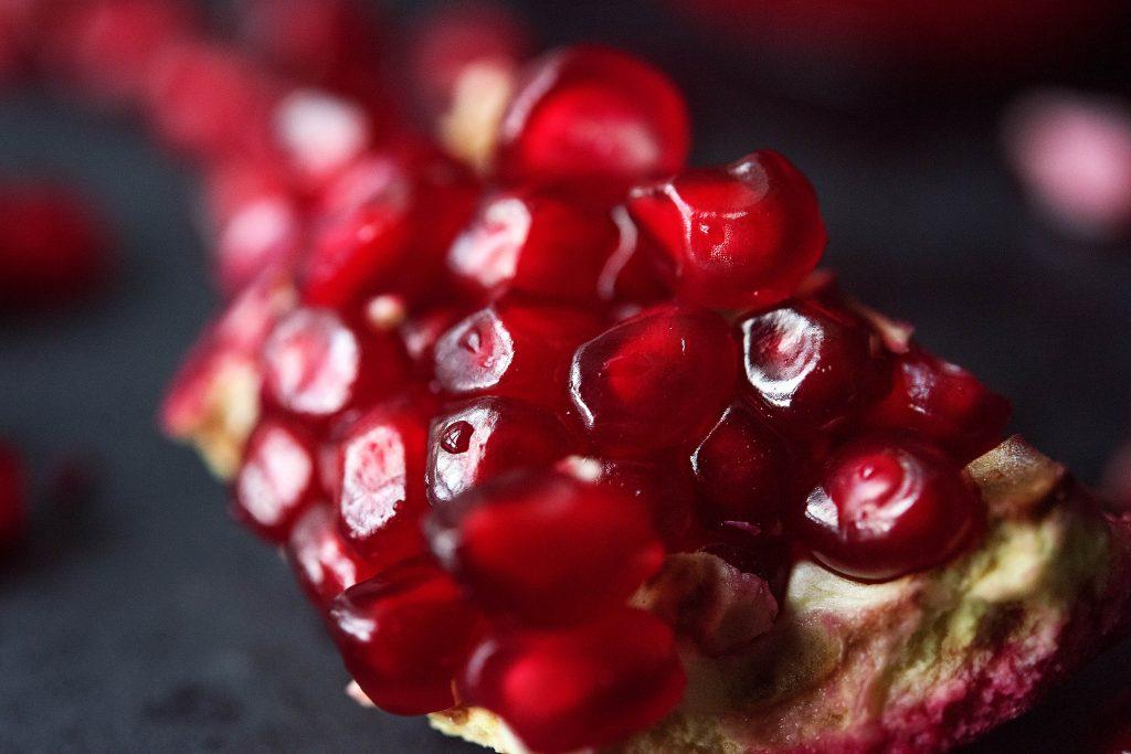 Vorhang auf für den Granatapfel: die wertvollen Granatapfelkerne