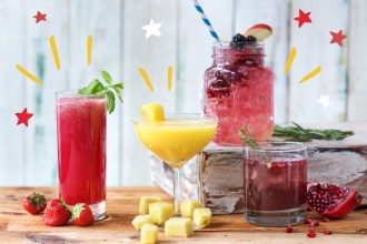 4 Mighty Mocktails That'll Energise You
