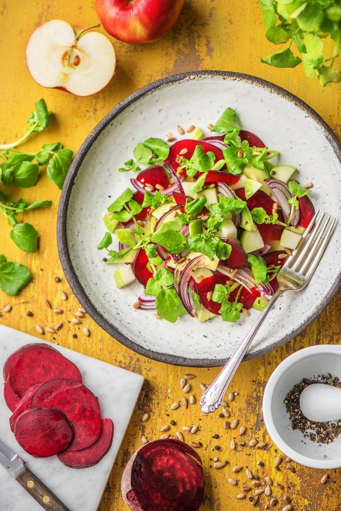 3 leckere Detox Rezepte: Rote Beete Salat