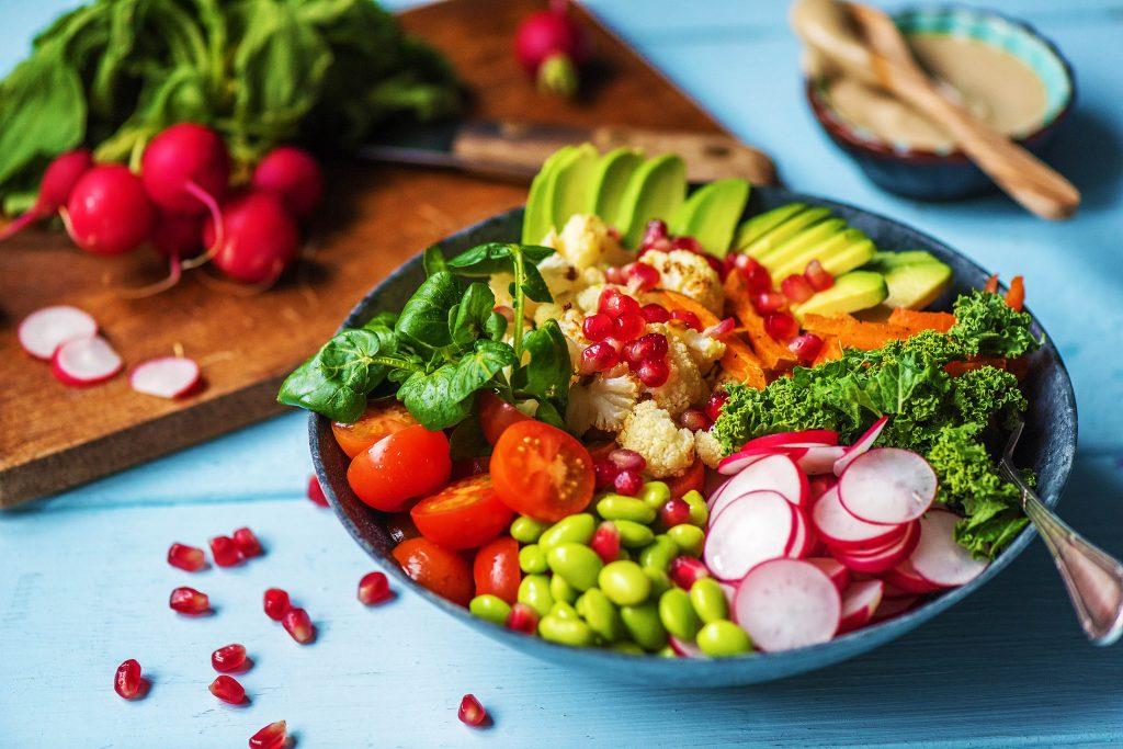 fresh food rezepte