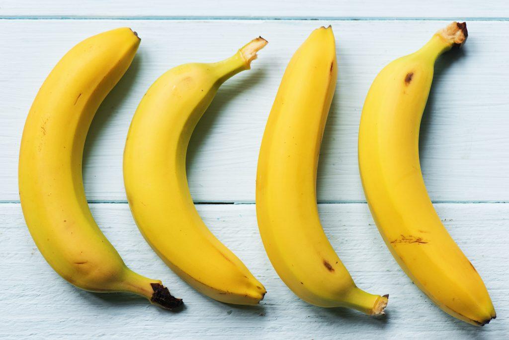 Gesund Naschen: Bananen