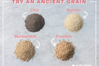 4 Ancient Grains That'll Nourish You Up