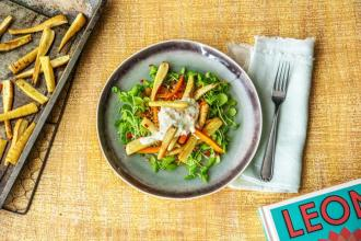 HelloFresh x LEON: Our Recipes