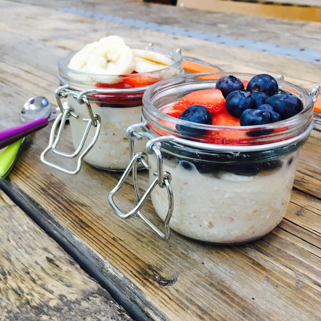 Rude Health Healthy Breakfast Bircher Bowls