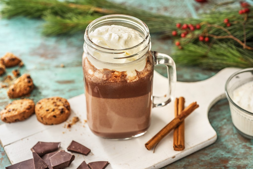 The Traditional: Classic Hot Chocolate Recipe