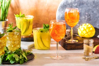 Cocktails From Around the World You Need to Try