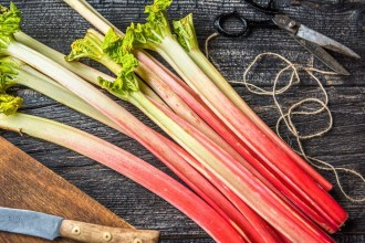How to Cook Rhubarb