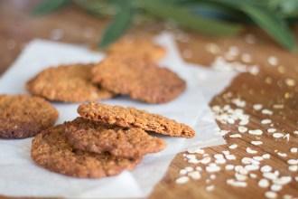 Gluten free anzac biscuit recipe