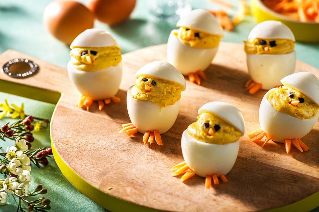 Easter Treats to Make with Kids