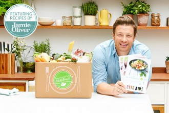 HelloFresh Welcomes Jamie Oliver!