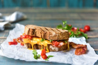 The Best Bacon Sandwich You'll Ever Eat