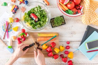 back-to-school tips-organized-HelloFresh