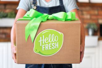 HelloFresh Holiday Gift Guide