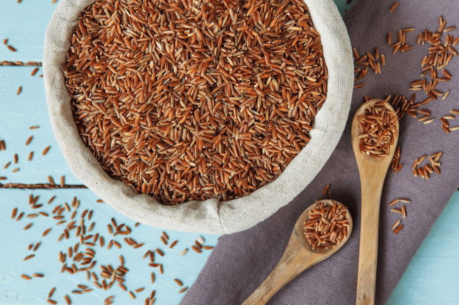 gluten-free grains-brown-rice-HelloFresh