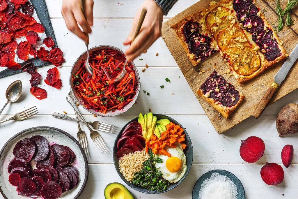 how-to-cook-beets-recipes-HelloFresh-crossword puzzles printable