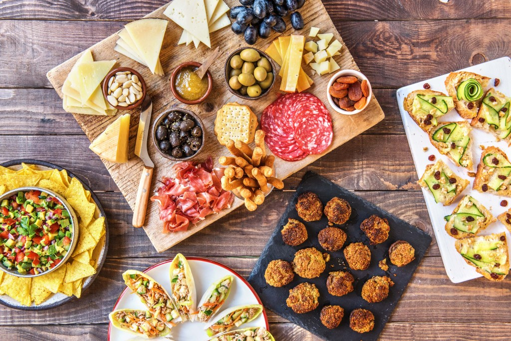 appetizers for a crowd-HelloFresh