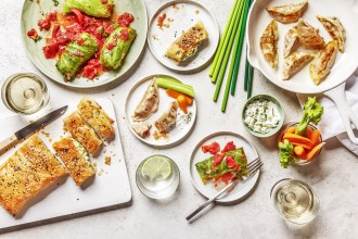 easy potluck recipes-HelloFresh