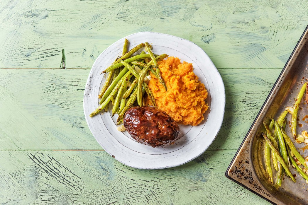 Hall of Fame-favorite food-meatloaf-HelloFresh