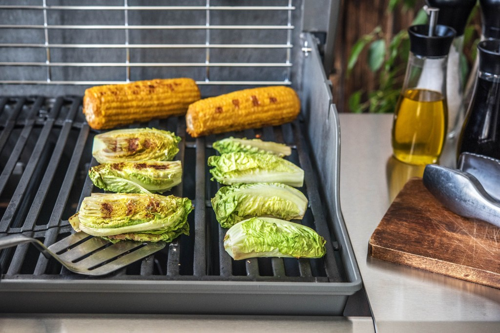 how to grill-romaine-lettuce-recipes-HelloFresh