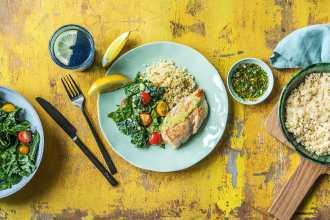 lemon chicken recipe-carla-hall-HelloFresh-RED