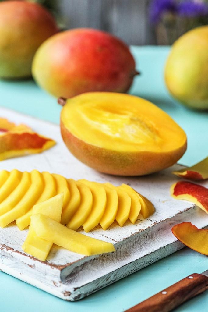 stone fruits-recipes-HelloFresh-mangoes