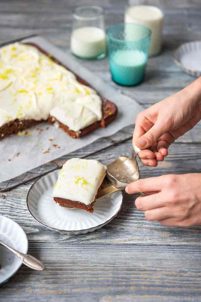 chocolate recipes-HelloFresh-zucchini-cake