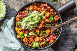 This Sweet Potato Hash is the Ultimate Hearty Breakfast