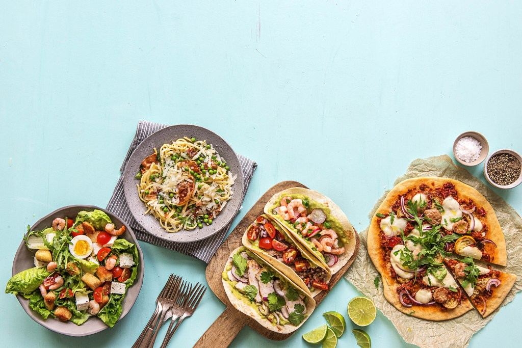 food bar-HelloFresh