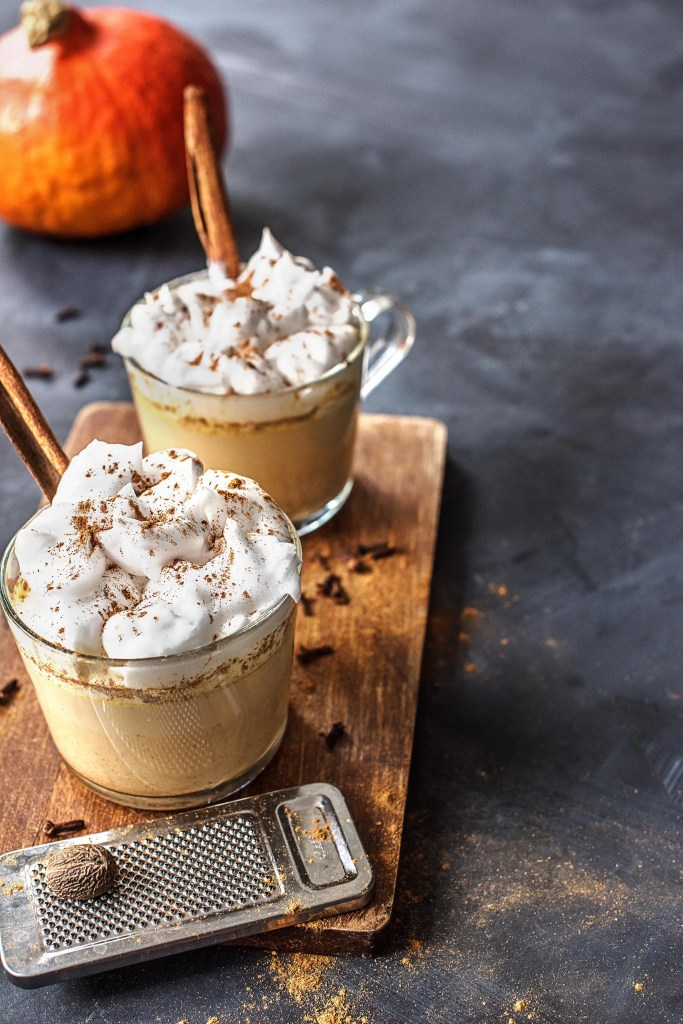 pumpkin spice latte recipe-HelloFresh