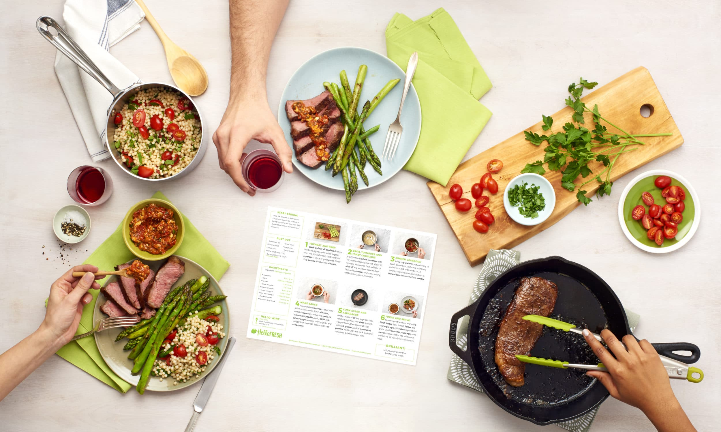 10 Things You May Not Know About HelloFresh | The Fresh Times