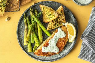 Kick Off National Seafood Month With A 20-Min. Tilapia Recipe