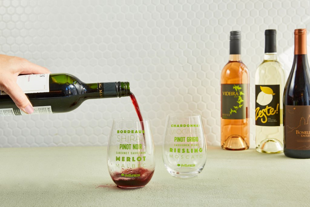 kitchen essentials-stemless-wine-glass-set-Kitchenware-HelloFresh