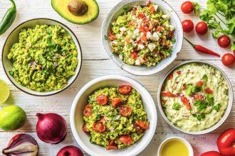 simple guacamole recipe-HelloFresh