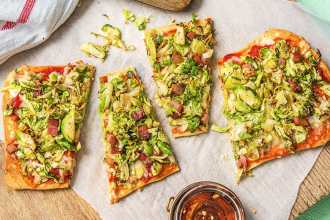 Why Everyone Should Be Putting Brussels Sprouts on Pizza
