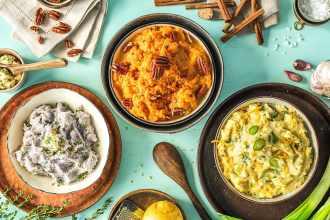 mashed potato recipes-HelloFresh