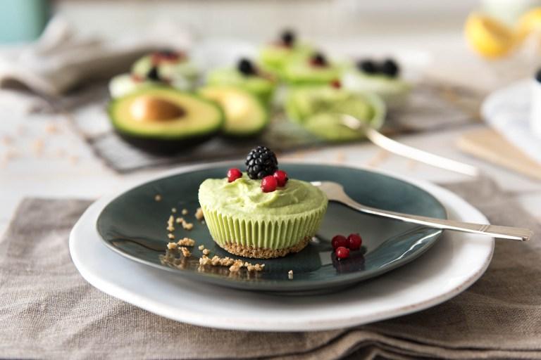 avocado-tartlets-healthy dessert recipes-HelloFresh