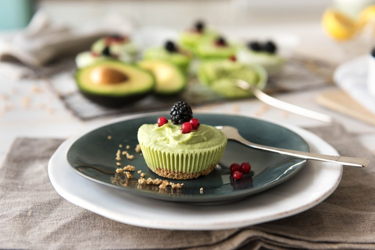 7 healthier dessert recipes that are easy as pie the fresh times avocado tartlets healthy dessert recipes hellofresh forumfinder Choice Image