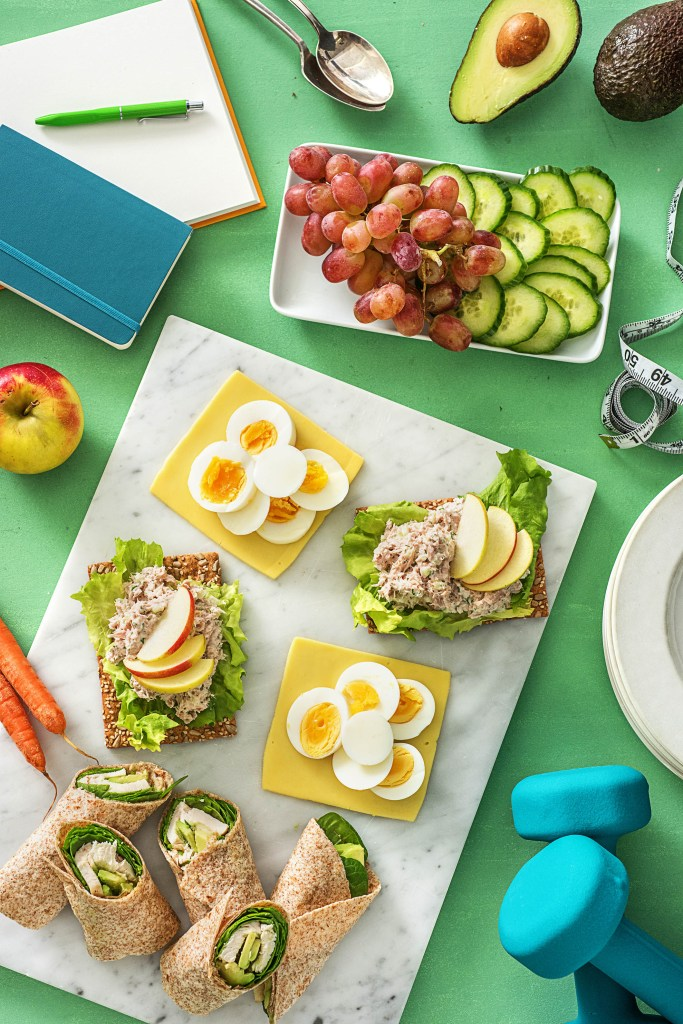 What to eat before and after working out-HelloFresh-fitness-post workout-strength-weight training