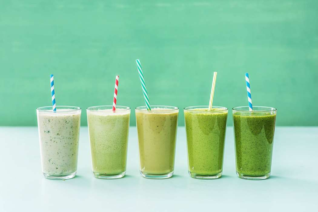 green smoothies-HelloFresh-lineup