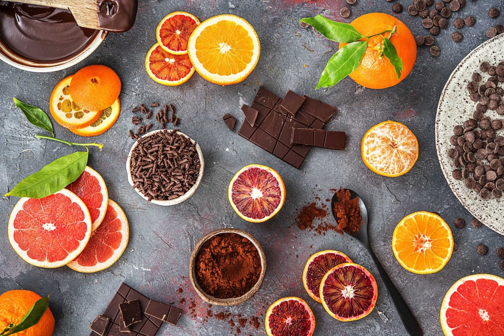 Orange Chocolate-HelloFresh-Dessert