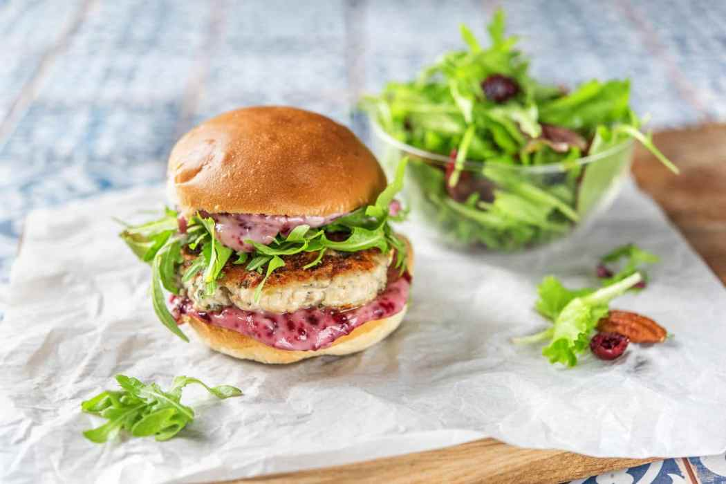 difference between jelly and jam-HelloFresh-turkey burgers