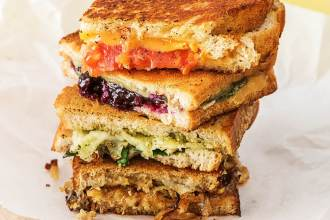 4 Perfectly Melty Grilled Cheese Recipes
