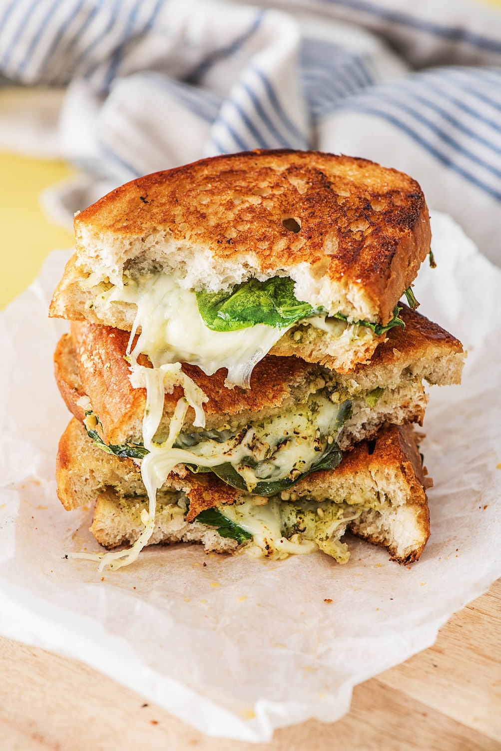 grilled cheese recipes-HelloFresh-cheese-sandwich-Canada