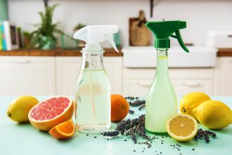 How To Make Your Own Natural Cleaning Products For Spring