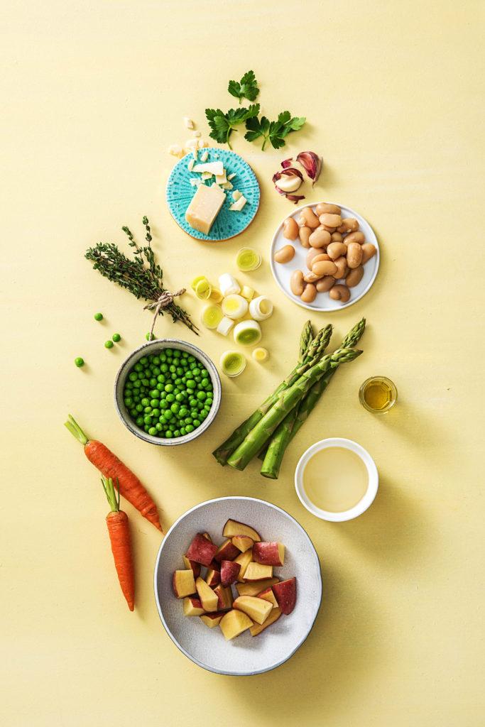 spring-summer soups-recipes-HelloFresh-minestrone