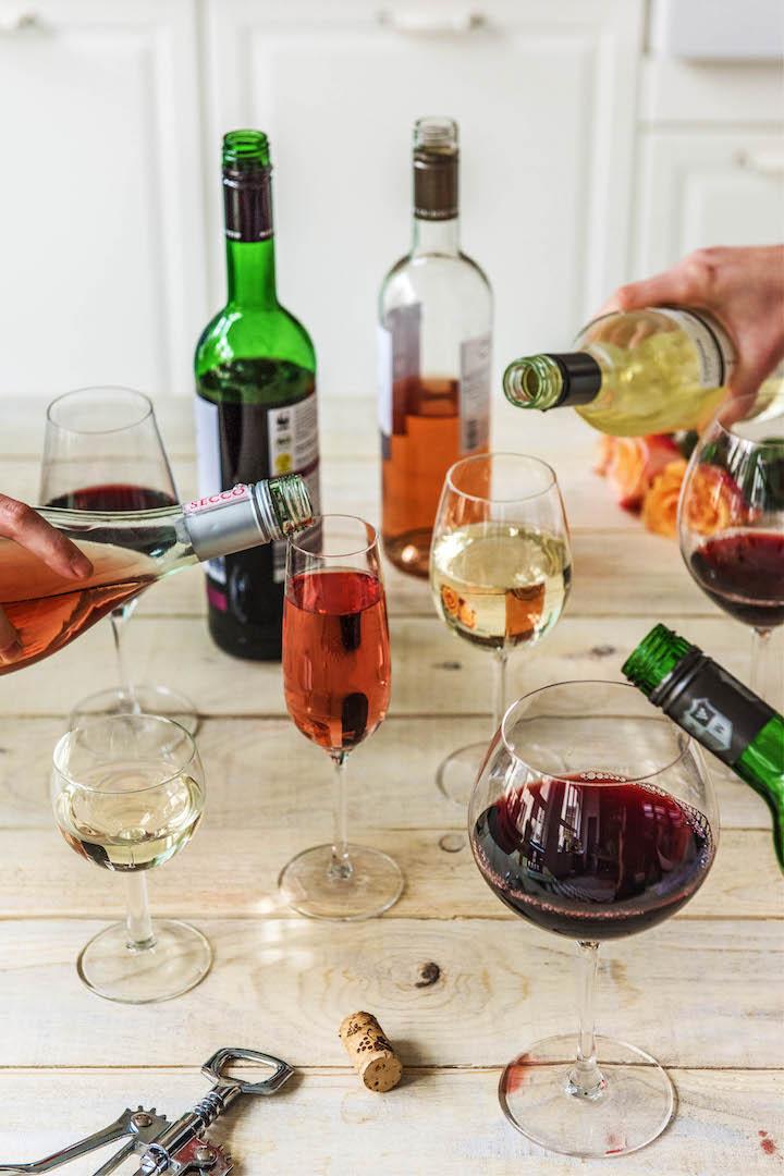 wine cocktails-HelloFresh